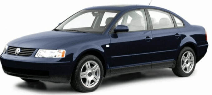 2001 Volkswagen Passat Owners Manual and Concept