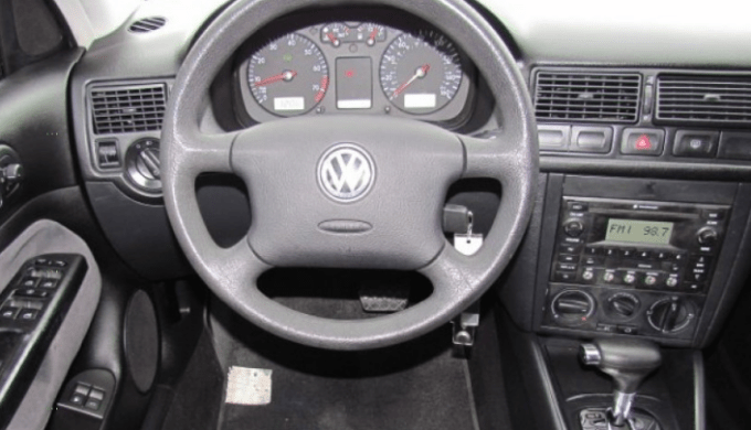2002 Volkswagen Golf Interior and Redesign