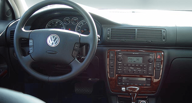 2003 Volkswagen Passat Interior and Redesign