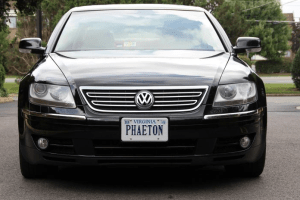 2004 Volkswagen Phaeton Owners Manual and Concept