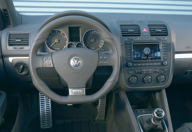 2005 Volkswagen Golf Interior and Redesign