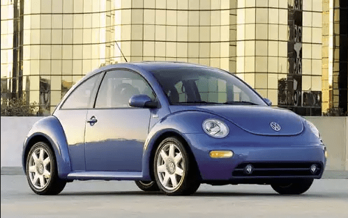 2001 Volkswagen New Beetle Owners Manual and Concept