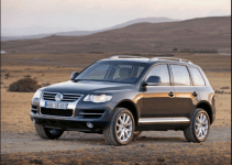 2007 Volkswagen Touareg Owners Manual and Concept