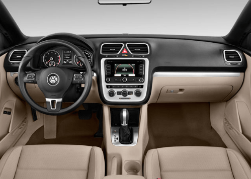 2015 Volkswagen Eos Interior and Redesign