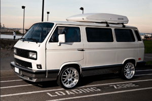1991 Volkswagen Vanagon Owners Manual and Concept