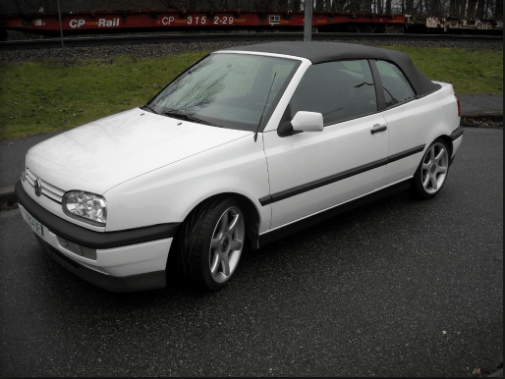 1996 Volkswagen Cabrio Owners Manual and Concept