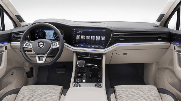2018 Volkswagen Touareg Interior and Redesign