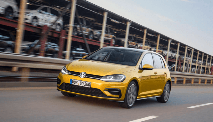 2018 VW Golf Sportwagen Owners Manual
