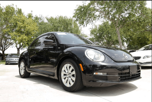 2016 Volkswagen Beetle Coupe Owners Manual