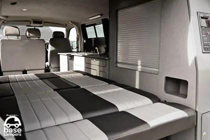 VW T4  T5 Rock n Roll Beds  VW T4  T5 Bed  VW Rusty Lee
