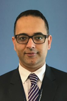 Deepinder Sachdeva - Financial Services Manager