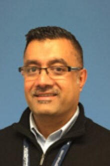 Reg Bains - Customer Service Manager