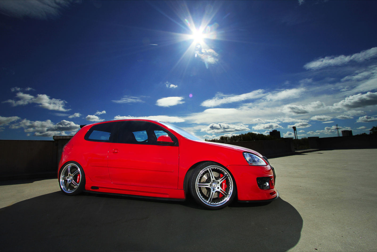 hight resolution of picture 189 100x66 2006 vw golf gti mk5 gets extensive aftermarket treatment
