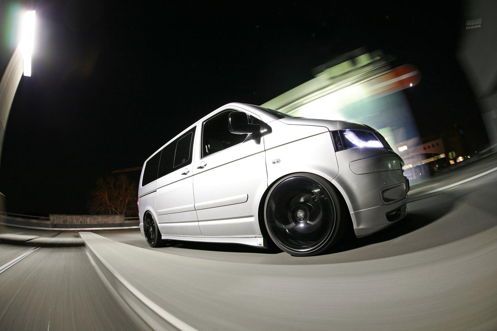 VW T5 By MR Car Design