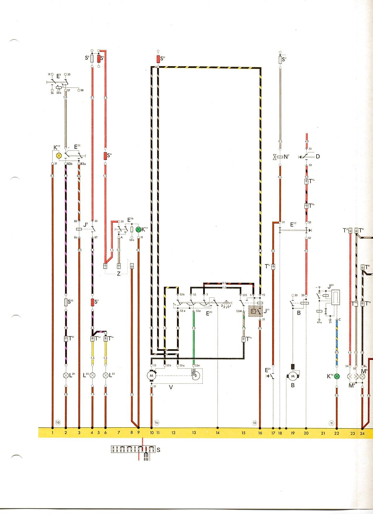 vw caddy wiring diagram 1994 acura integra radio diagrams fuel pump