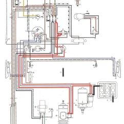 1973 Vw Bus Wiring Diagram 2000 Gmc Sierra 1500 Headlight Volkswagen Typ 1