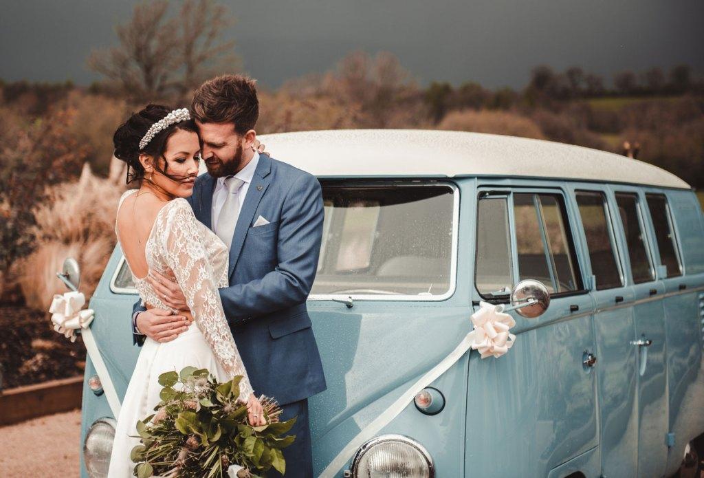 VW Wedding Campers Cumbria