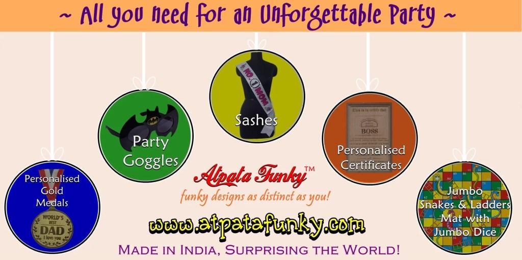 Atpata Funky Ad - Rang Rangilo Market