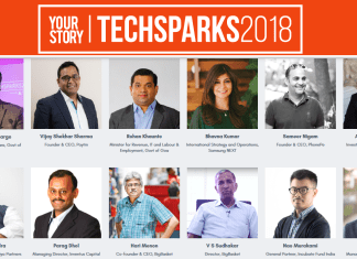 YourStory TechSparks2018