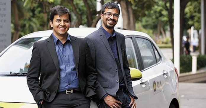 Ola cofounders to increase stakes in the company