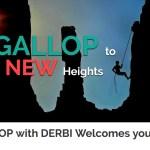 Gallop by Derbi foundation