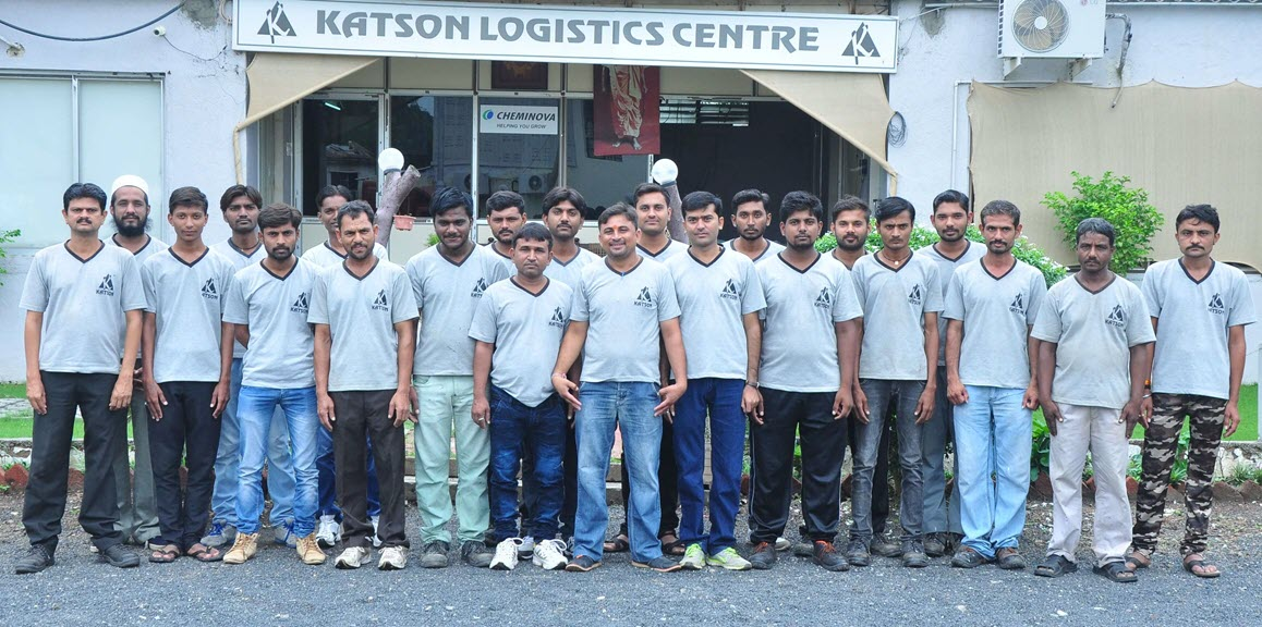 Katson Logistics team