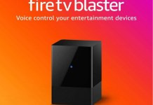 Fire TV Blaster is designed to be added to the mix when you're already using an Echo paired with a Fire TV - Vyapaarjagat