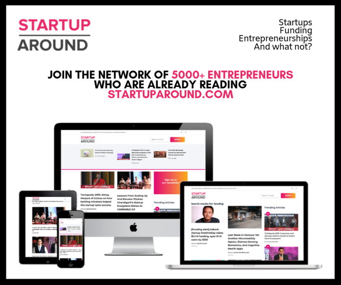 Stay updated with Startuparound everyday: Vyapaarjagat