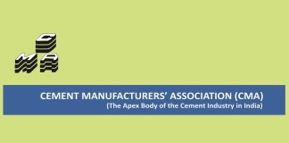 Cement Manufacturers Association (CMA) is the apex body of Cement Industry in India - Vyapaarjagat
