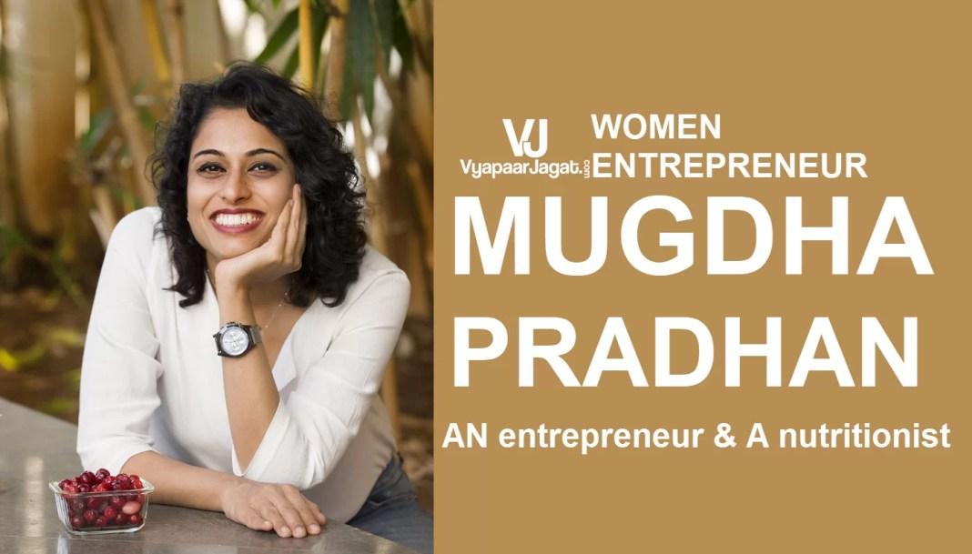 Mugdha Pradhan