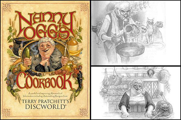 Geek Cookbook - Discworld