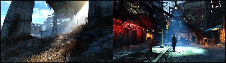 Fallout 4 exterior