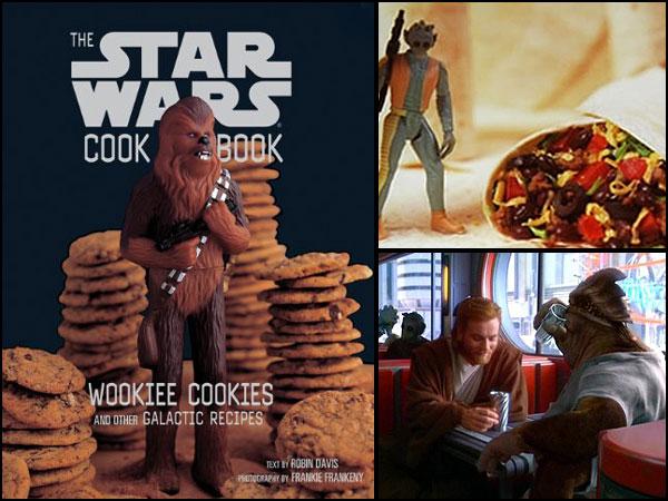 Geek Cookbook - Star Wars