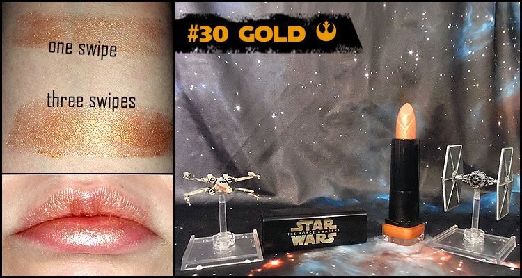 Max Factor Star Wars Gold