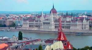 Budapešť prehliadka mesta a parlament