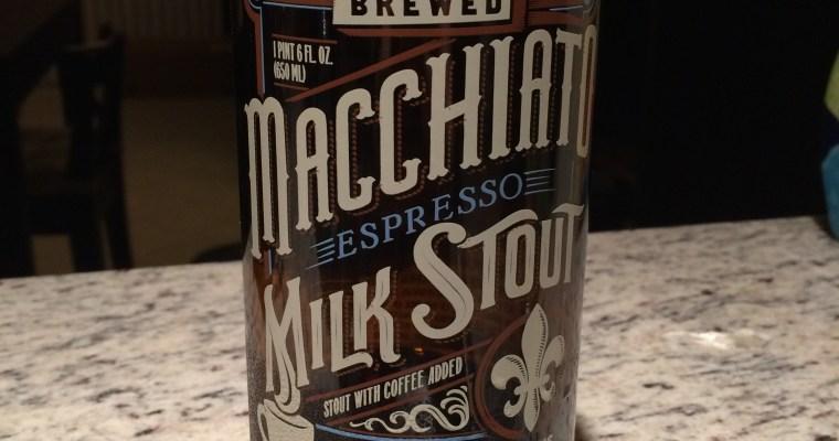 Abita Brewing Co. Macchiato Espresso Milk Stout