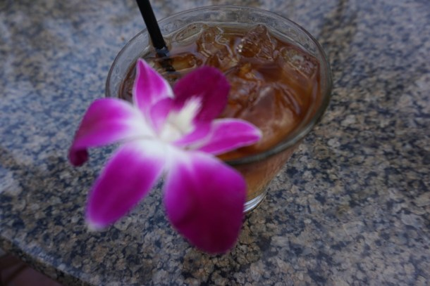 """Tasting the """"Flavors of Aloha"""" at Tommy Bahama Island Grille with Rick Rodgers"""