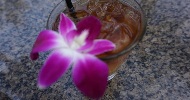 "Tasting the ""Flavors of Aloha"" at Tommy Bahama Island Grille with Rick Rodgers"