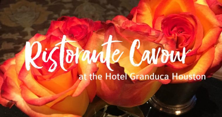 Ristorante Cavour, an Italian gem in Houston