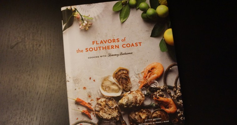 Cookbook Review: Tommy Bahama's 'Flavors of the Southern Coast""