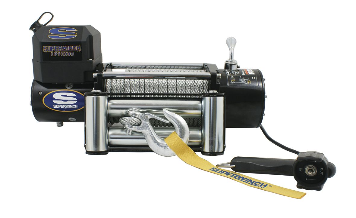 hight resolution of superwinch lp10000