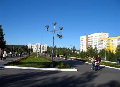 Ноябрьск один из чистых городов России