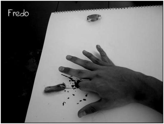 Incredible Yet Scary 3D Drawings By 17Year Old Fredo