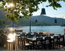 Aurora Restaurant Selimye Turkey