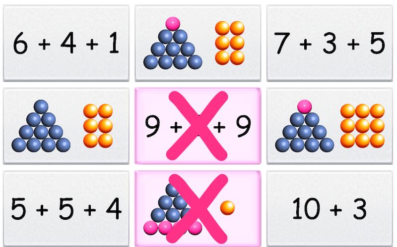 Jednoduché procvičovací aplikace do matematiky