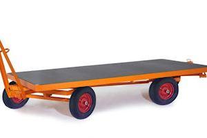 Industrie-aanhangwagens