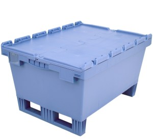 209400 Herbruikbare Bak,  HxLxB 453x800x600mm