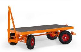 203387 Industrie-Aanhangwagen,  draagverm. 2t