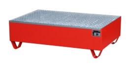 104819 Opvangbak,  v. 2x200l vat
