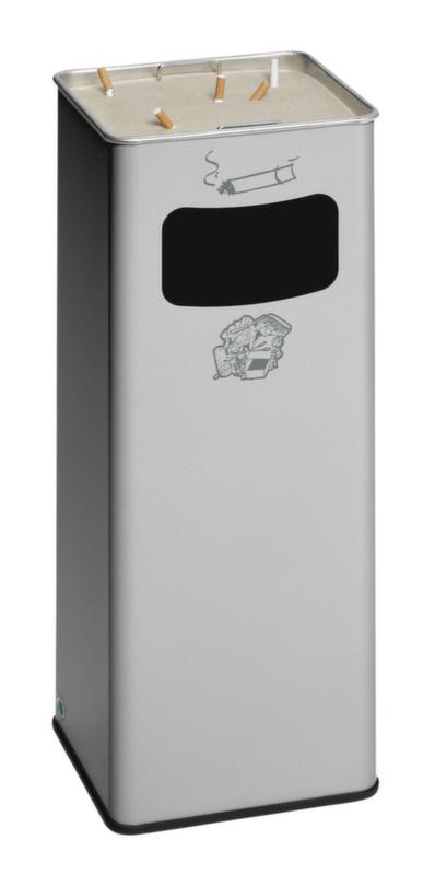 954055 Combi-Asbak,  HxBxD 660x230x230mm
